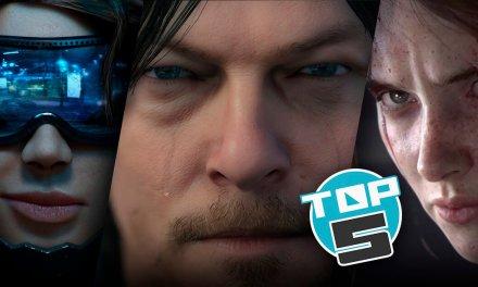 Top 5 – Videojuegos más anticipados 2018-2019