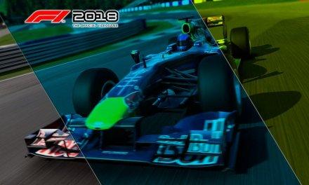 Lanzamiento de la Nueva entrega de la F1 2018