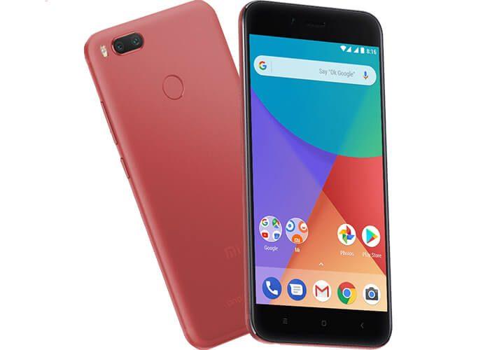 Xiaomi-Mi-A1-rojo