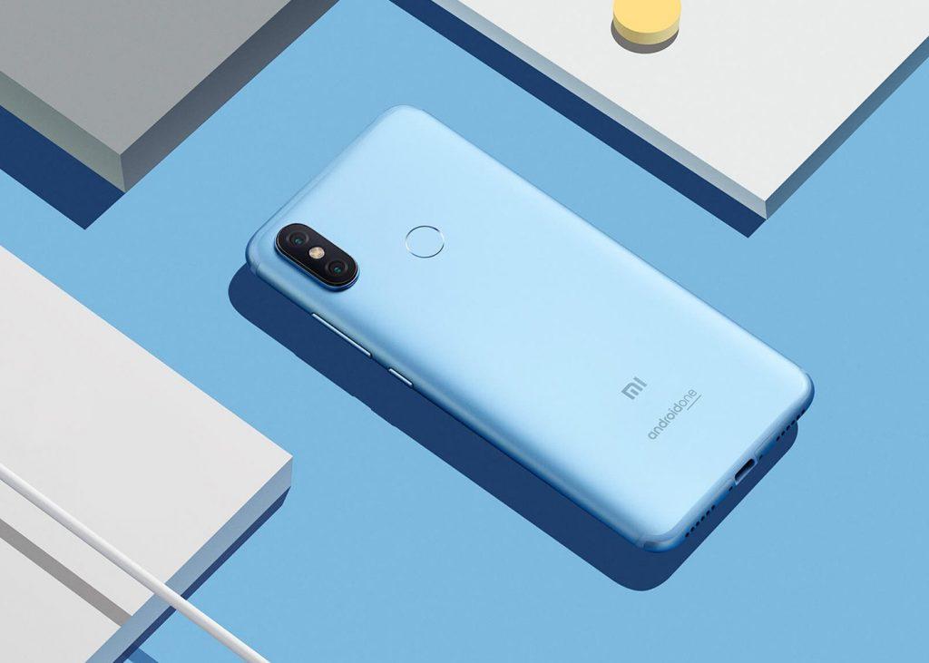 Xiaomi-Mi-A2-Azul