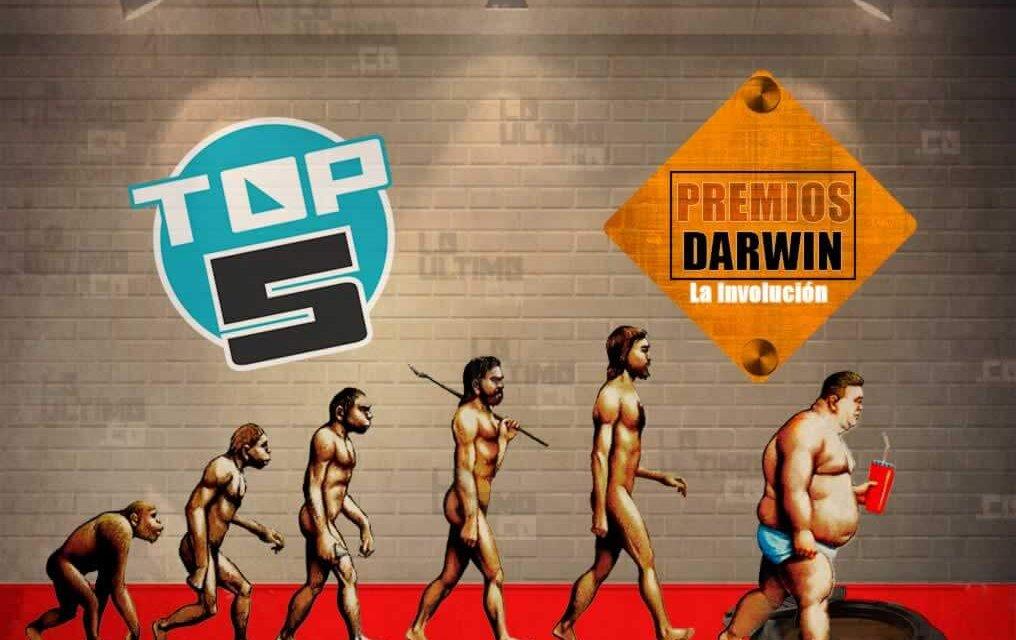 Top 5: Premios Darwin a la estupidez humana