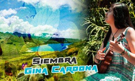 Gina Cardona: Una voz joven que emana de las tierras cafeteras.