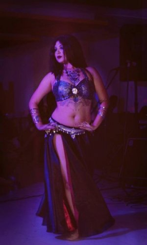 danza tribal fusion