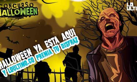 ¡Concurso de Halloween!
