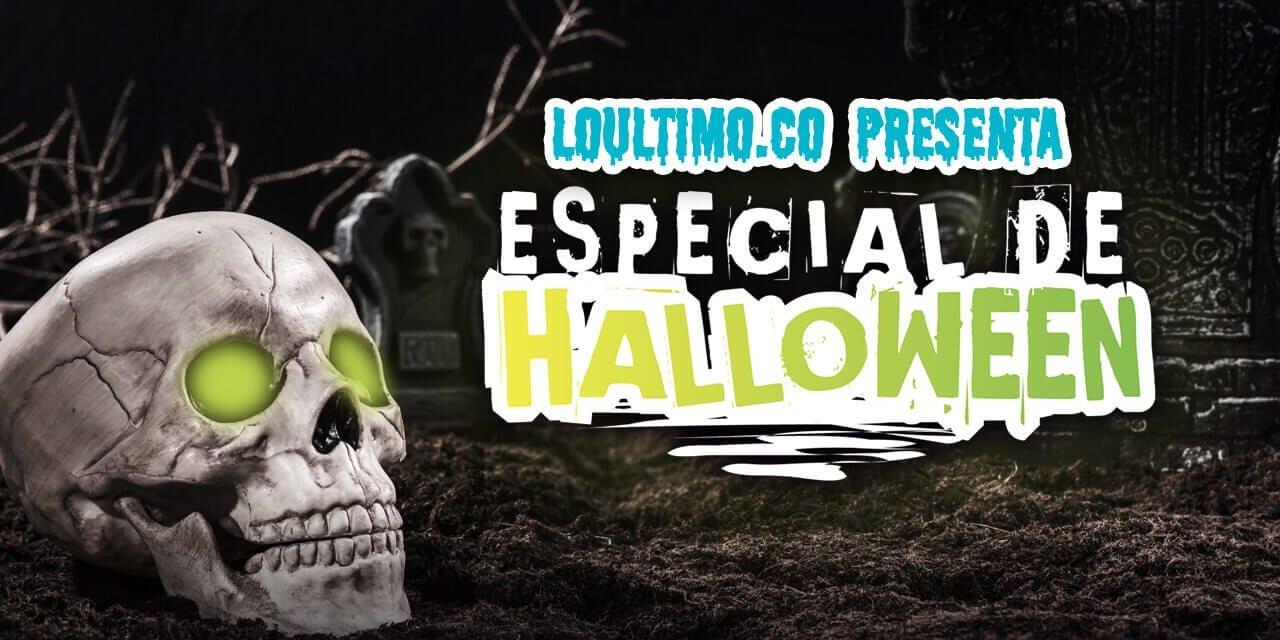 Especial de Halloween: UNA NOCHE DE TERROR del 31 de octubre