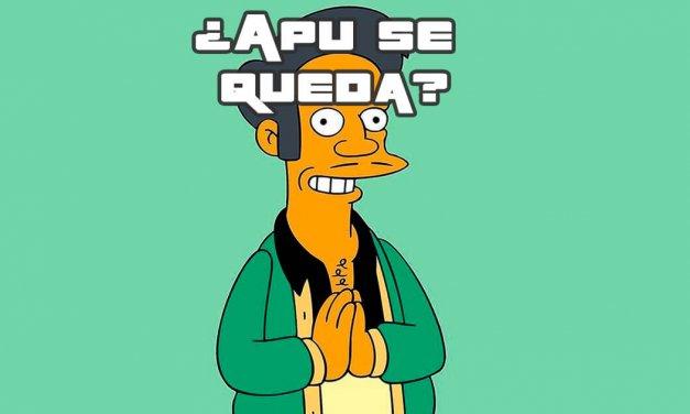 Productor de los Simpsons responde a las afirmaciones de que Apu se va del programa