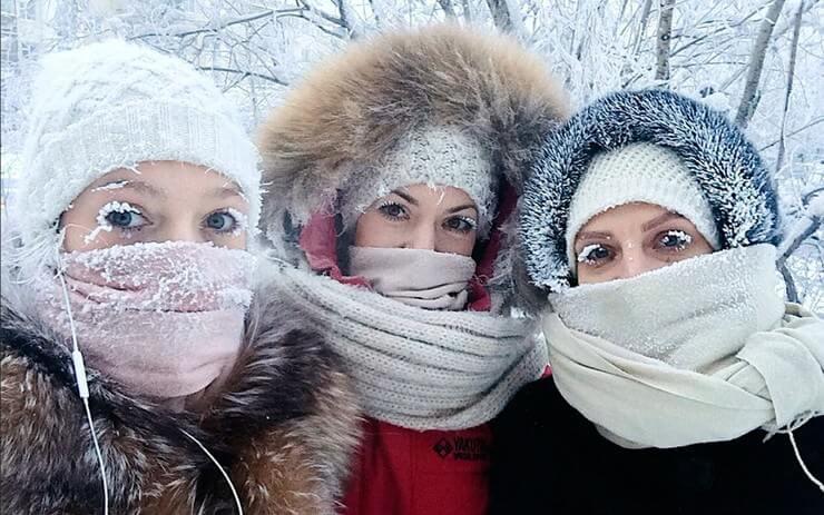 Ciudades frias