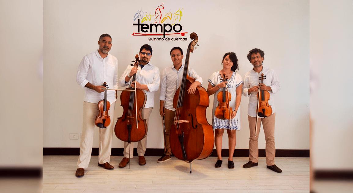 Quinteto de cuerdas Tempo: rompiendo estereotipos con música folclórica latinoamericana