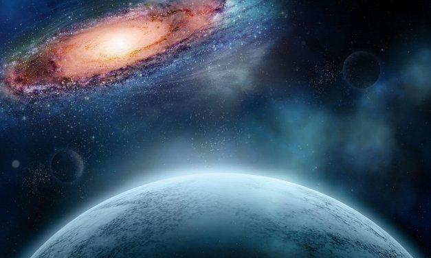 Se acerca la nube de Magallanes y chocará con nuestra galaxia