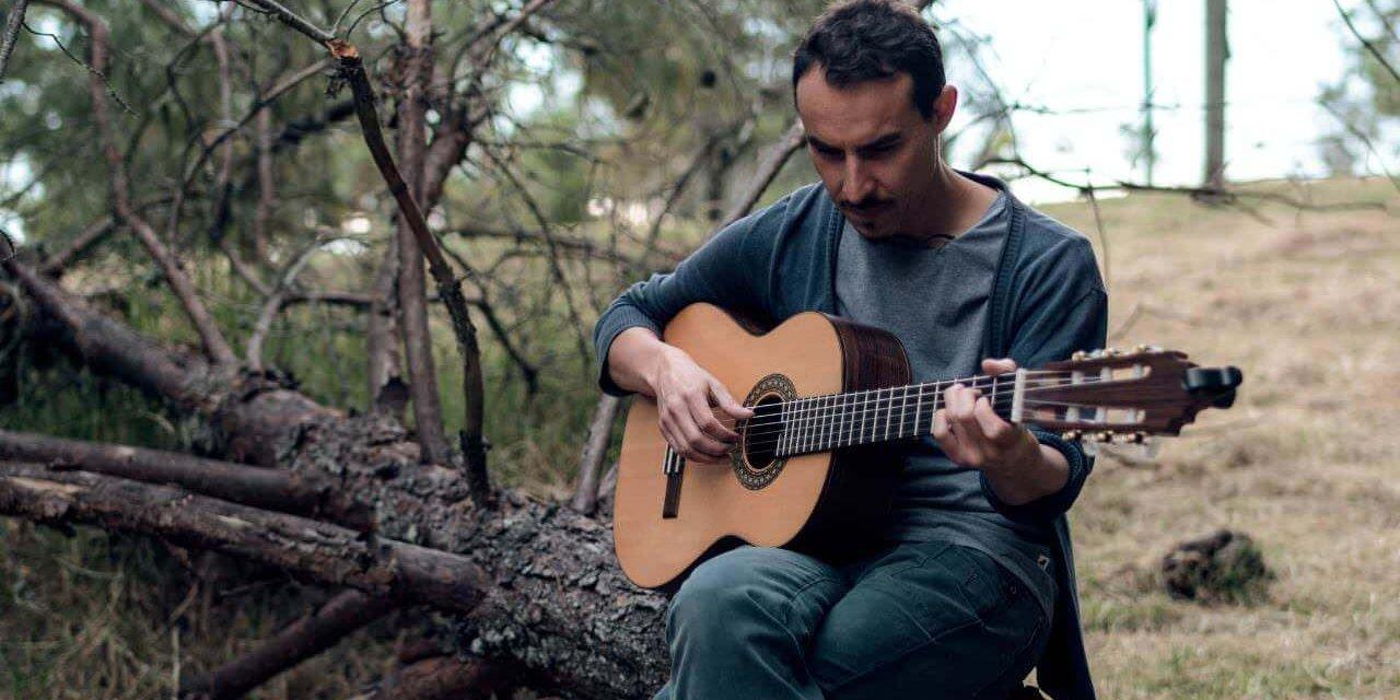 Noche de canto con Andrés Correa en Pereira