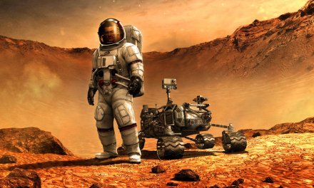 Así se preparan para morir en Marte
