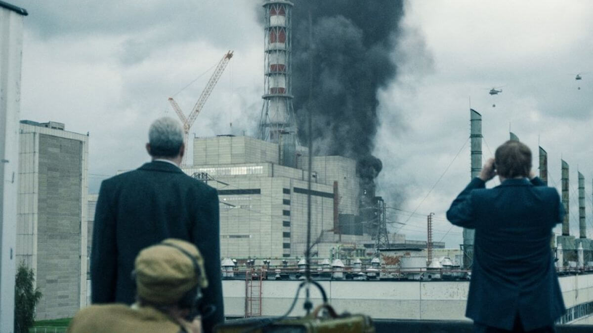 Chernobyl serie rusa