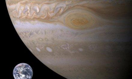 Júpiter estará tan grande y brillante este fin de semana que podrás verlo sin importar dónde estés