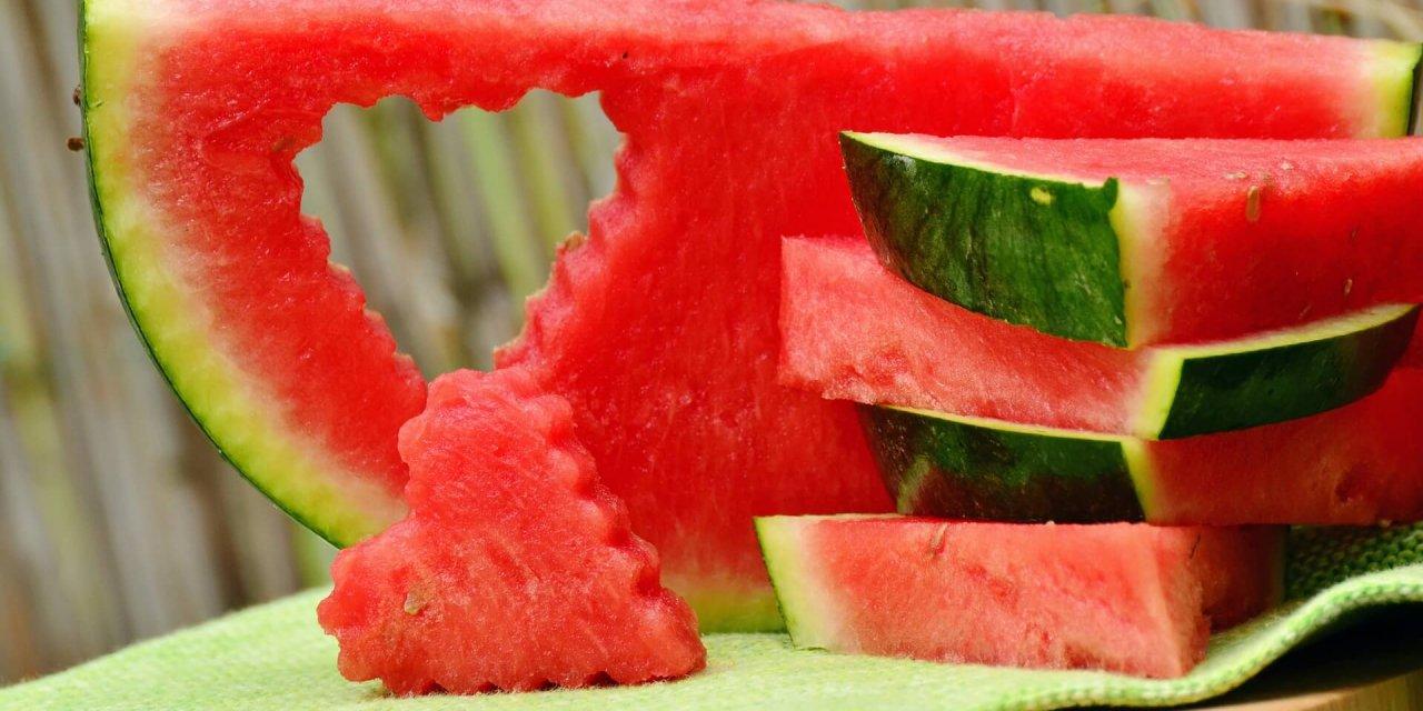 Conoce los beneficios de la cáscara de sandía para el organismo