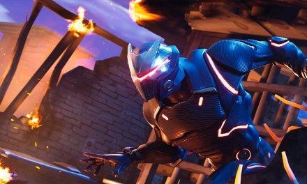 Fortnite termina la novena temporada con una gran batalla de tamaño gigante