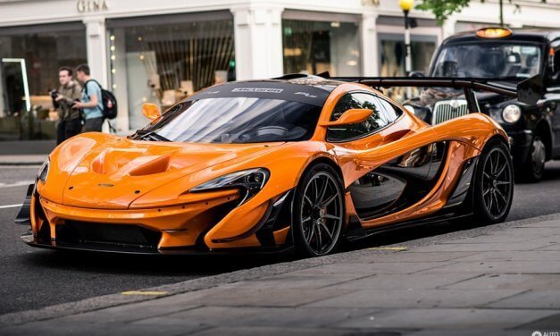 Los 5 carros más costosos y lujosos del mundo 2019