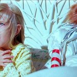 Lo que realmente pasó en el set de grabación con la niña de la película Poltergeist