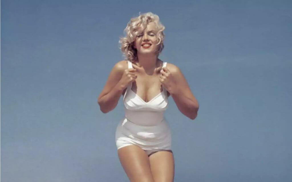 Hermosas fotos de Marilyn Monroe