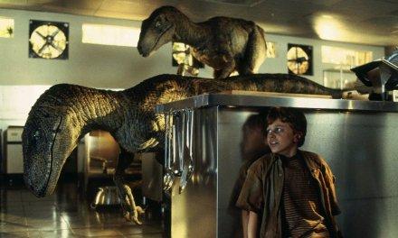 ¿Sabías que en Jurassic Park, los sonidos del velociraptor son realmente tortugas apareándose? +Vídeo