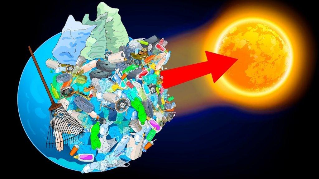 ¿Qué pasaría si enviamos la basura al Sol