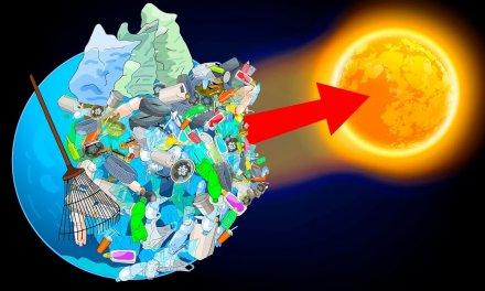 ¿Qué pasaría si enviamos la basura al Sol?