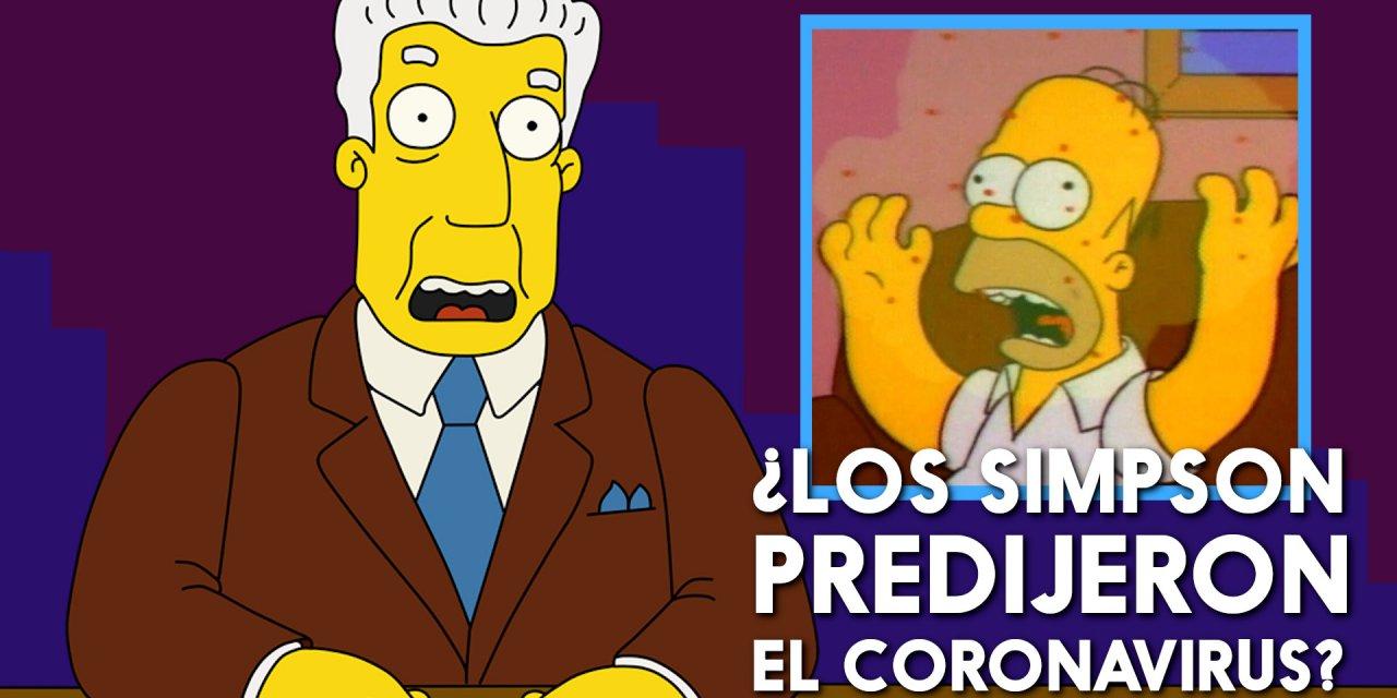 Los Simpsons ¿Lo hicieron de nuevo?, habrían predicho el coronavirus + Vídeo