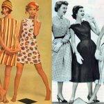 Increíbles imágenes de la revolución de la moda femenina en los años 50