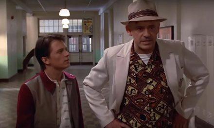 ¿Se imaginan a Tom Holland y Robert Downey Jr. Protagonizando Volver al Futuro? +Vídeo