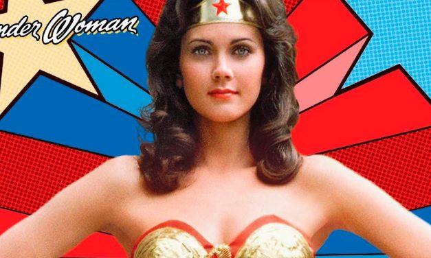 """11 errores que nunca viste en la serie de """"La Mujer Maravilla"""" WONDER WOMAN"""
