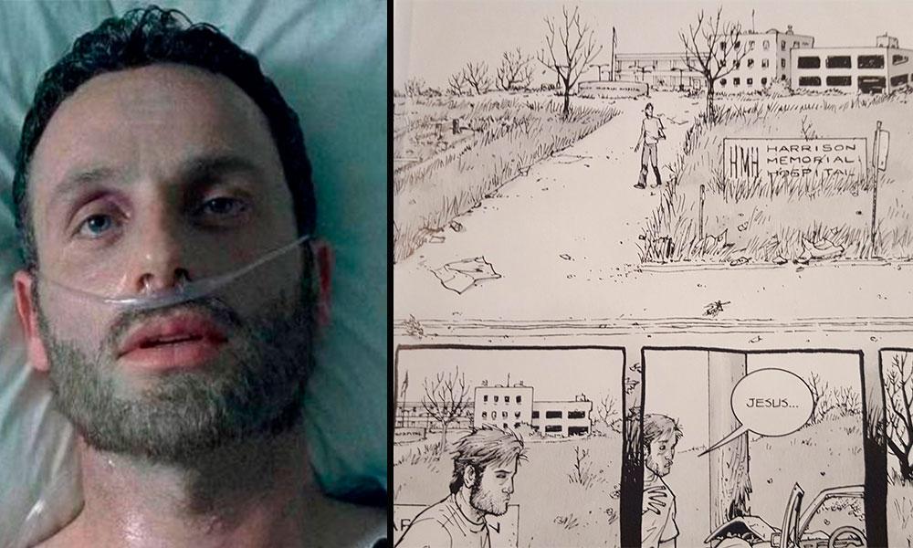 Un fan de The Walking Dead, encontró una misteriosa relación entre el Coronavirus y la Serie TV