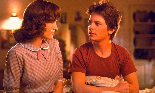 En la película Volver al Futuro por fin se explica el problema con los viajes al pasado de Marty