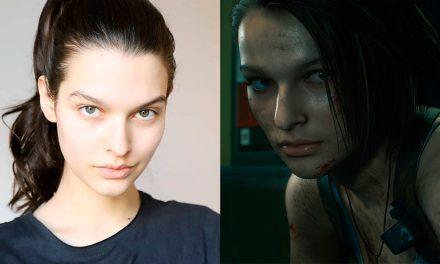 Modelo que dio vida a Jill Valentine en Resident Evil 3 Remake, jugó con ella misma en el videojuego