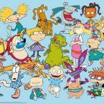 ¿Que tanto sabes de las series animadas de la década de los 90?
