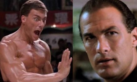 Jean Claude Van Damme le quiso patear el trasero a Steven Seagal en la mansión de Silverster Stallone