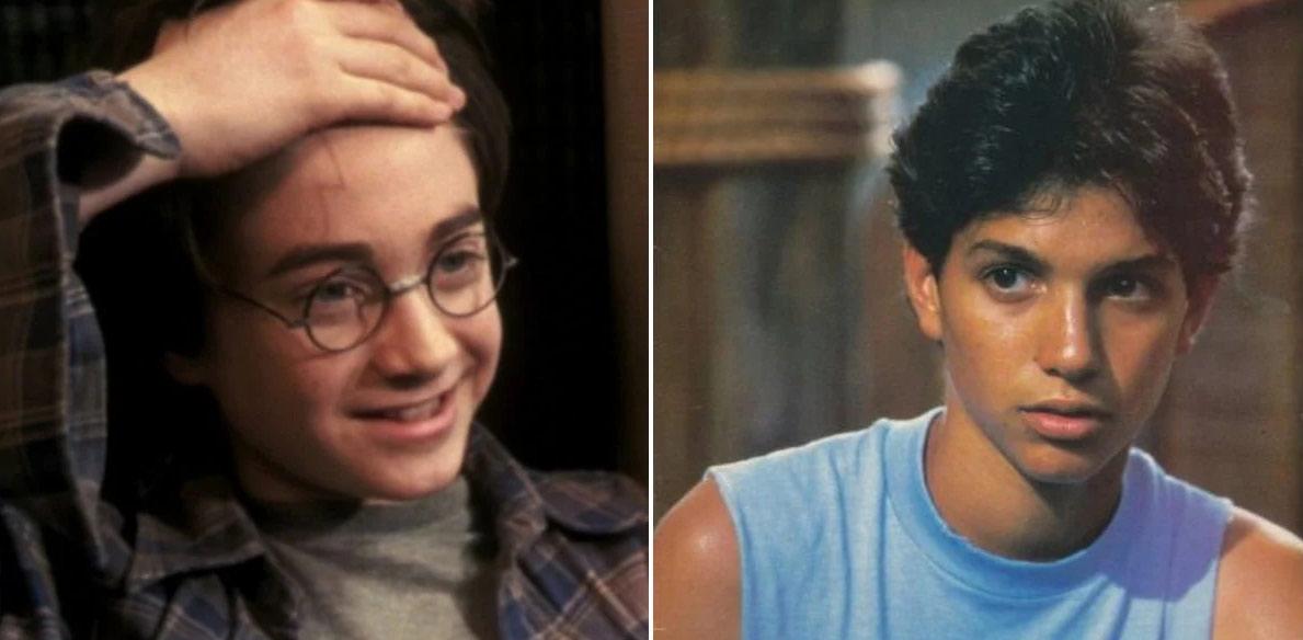 Si Harry Potter se hubiera hecho en la década de los 80