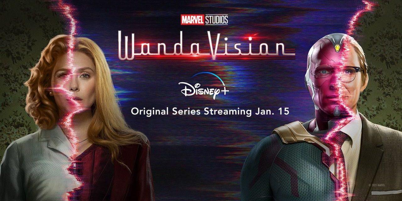 WandaVision: un homenaje de Disney a las sitcom de los 50