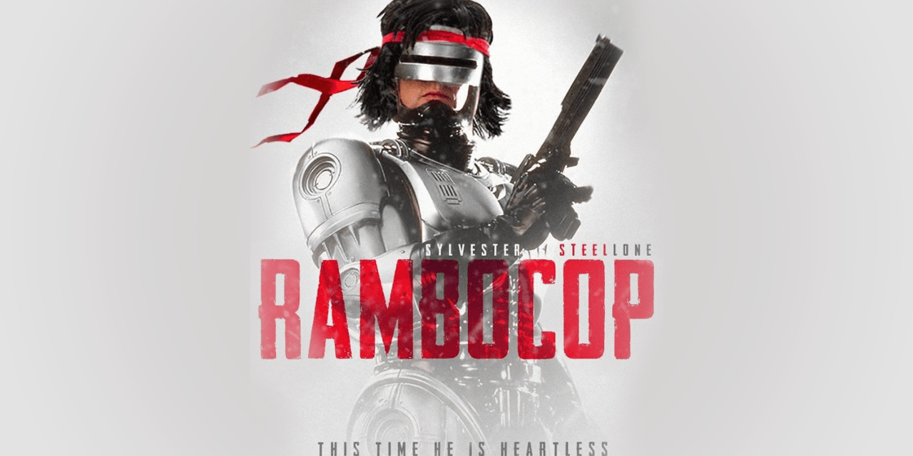¿Y si RoboCop y Rambo se fusionaran para crear el héroe definitivo de los 80?