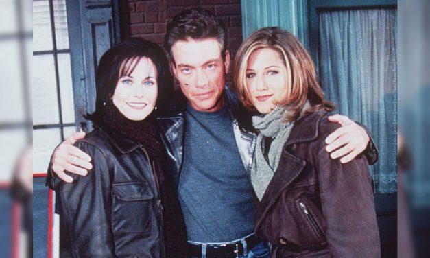CLAUDE VAN DAMME fue un fracaso en cameo de la serie de Friends: no podrás creer lo que pasó