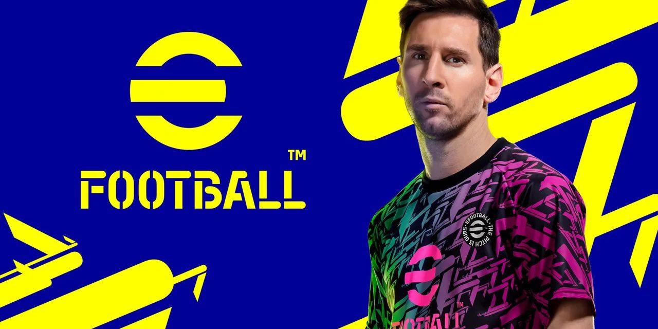 Konami reemplaza el legendario fútbol de PES con eFootball Free to Play